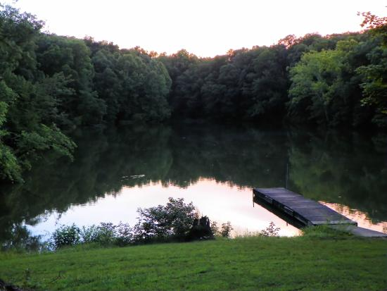 One Of The Fishing Spots At Sunset 6 8 15 Picture Of