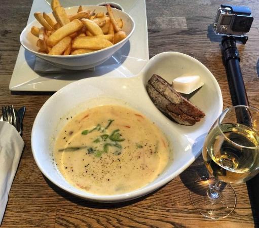 Bacalao: Fish Soup