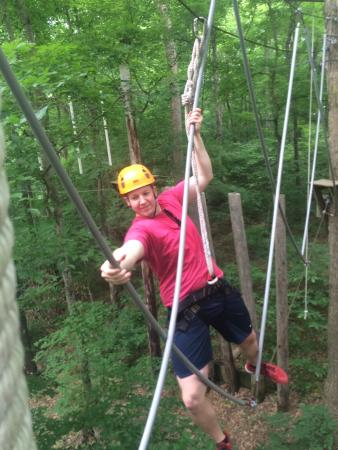 Adventureworks Zip Line Tours