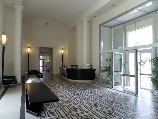 Hotel Palazzo Esedra: Lobby