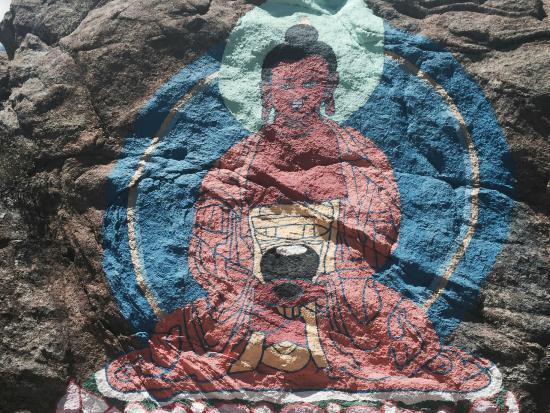 Shoshoni Yoga Retreat : Bhudda Rock hike