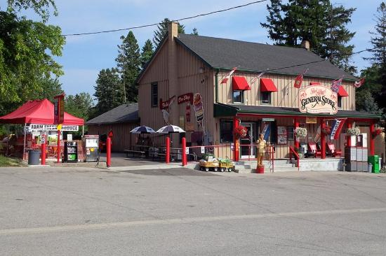 Port Albert, Canada : The store's first summer under new ownership