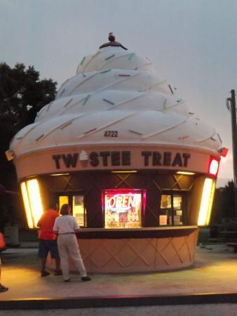 Twistee Treat building