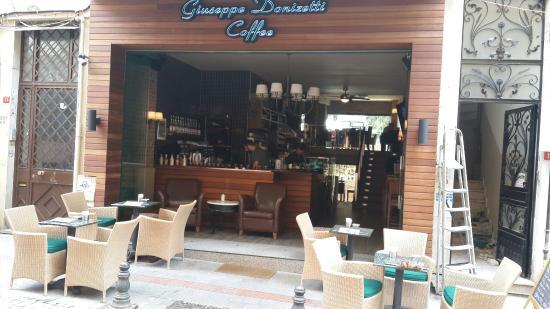 Giuseppe Donizetti Coffee