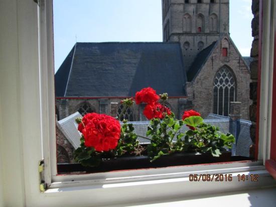 Hotel De Pauw : lovely view
