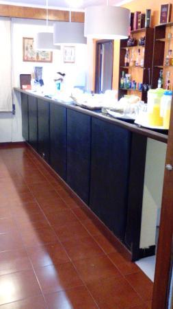 Residencial Sete Cidades: serviço de pequeno almoço