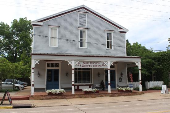 West Feliciana Historical Society Museum