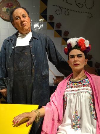 Muscera Museo de Cera Monterrey