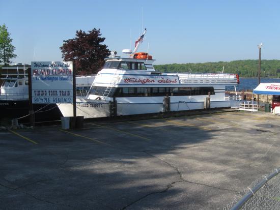 The Harbor Light Inn: The Island Clipper is a short walk away, as is the Shoreline restaurant.