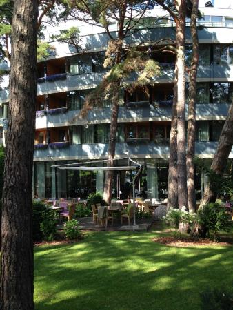 Palanga Spa Luxury: Отель Паланга