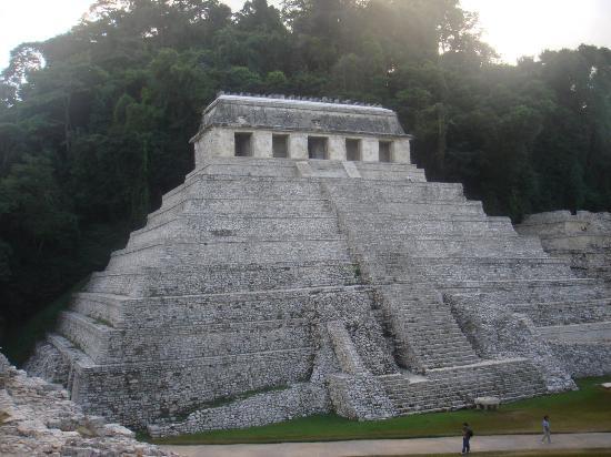 Chiapas Tours Day Tours: PALENQUE