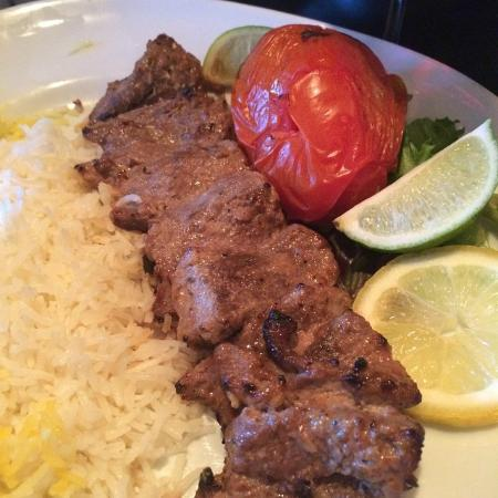 Pomegranate on Main: Torsh Kabob