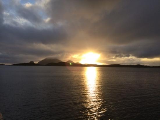 Stappan Seaproducts: Midnight sun!