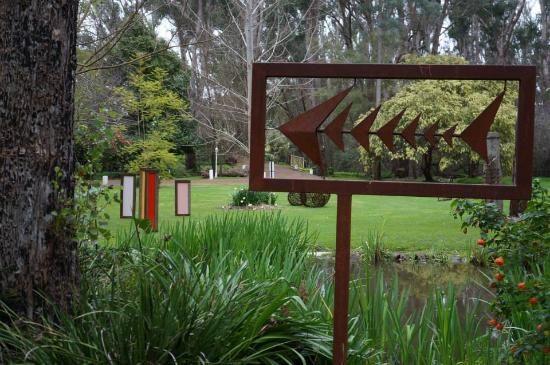 Nannup, Australia: Holberry Sculpture Walk