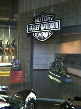 Harley Davidson Factory Tour: Harley Davidson Plant Kansas City Mo