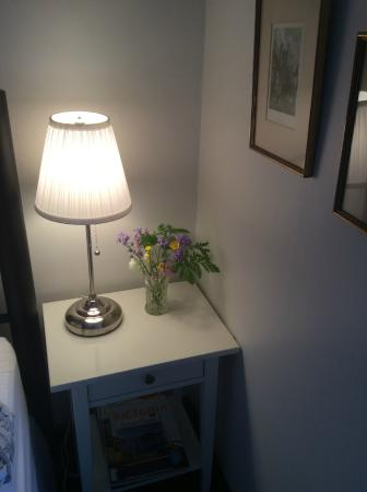 John Lewis House B&B: The 'Blue Room'