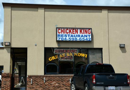 Chicken King Charlotte 2400 W Sugar Creek Rd Restaurant Reviews
