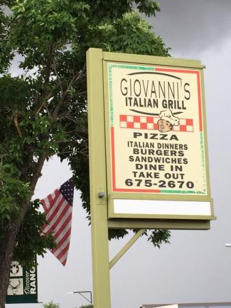 Giovanni's Italian Grill
