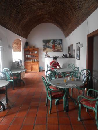 Pensao Residencial Policarpo: Our Dining Area