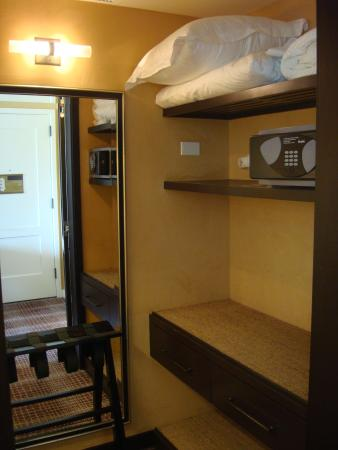 Menlo Park, Kalifornien: Walk-in closet