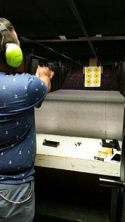 707 Indoor Shooting Range