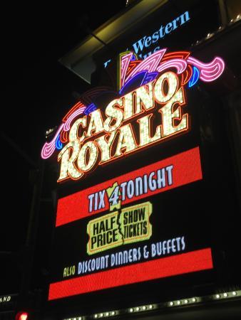 casino royale directv