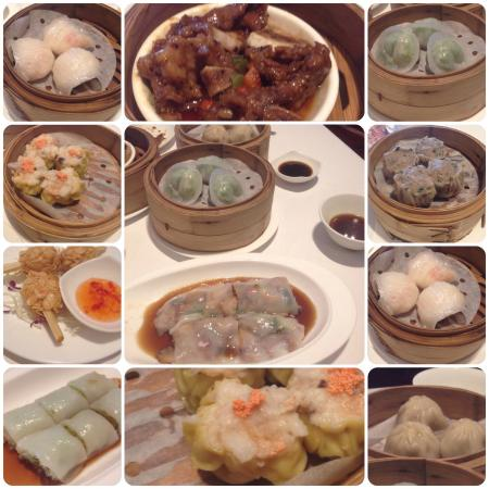 133RMB Dim Sum all you can it