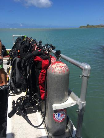 scuba diving equipment second hand