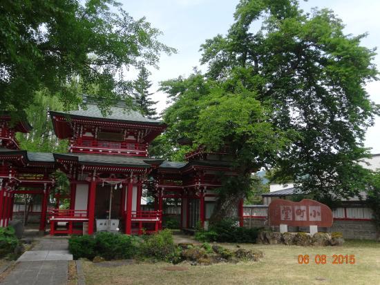 Komachido Temple