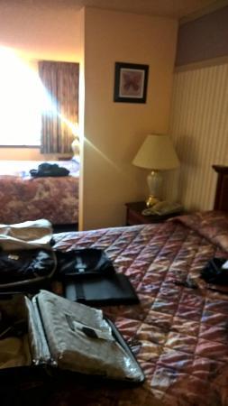 مارينا إن: Bedrooms..they need to update .. please