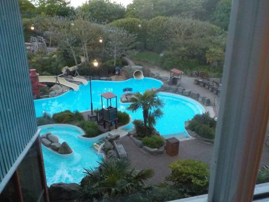 Pool Decor Picture Of Splash Landings Hotel Alton Tripadvisor