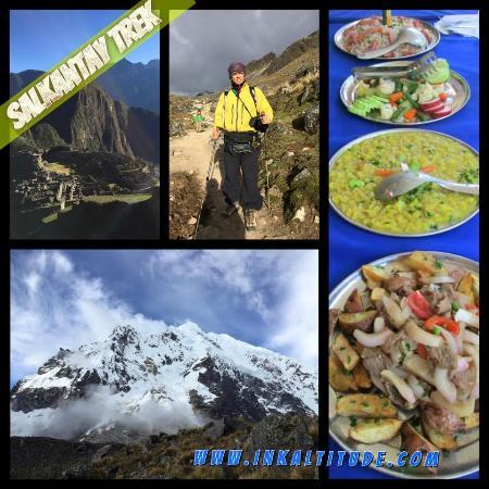Inka Altitude: Salkantay