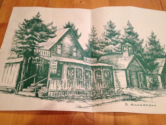 Johnsville, CA: Placemat