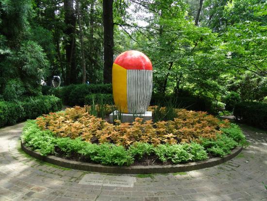 Dixon Gallery & Gardens: Sculptures