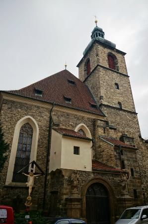 Kostel Svatého Jindřicha A Svaté Kunhuty