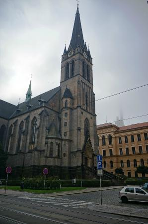 The Church of St. Procopius