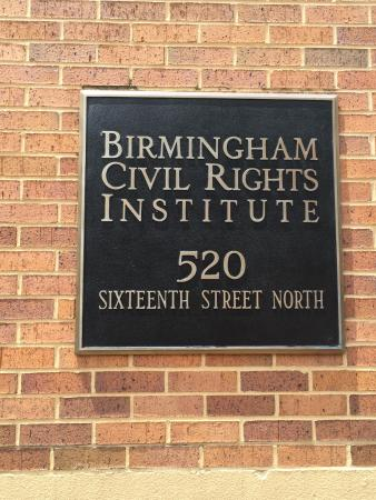 Birmingham Civil Rights Institute: photo1.jpg
