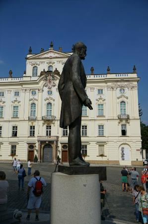 Tomas Garrique Masaryk Monument