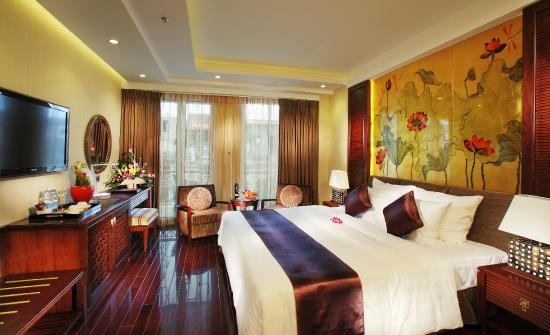 Golden Silk Boutique Hotel: Studio Suite