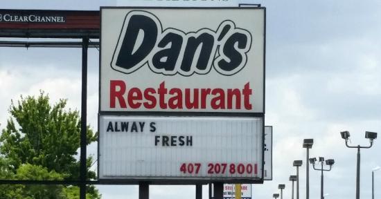 Dan's Family Restaurant