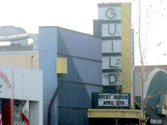 Guild Theatre, El Camino Real, Menlo Park, Ca