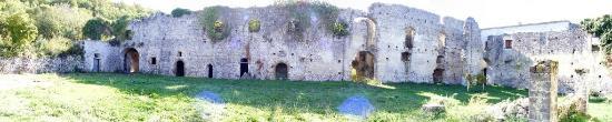 Abbazia della Ferrara : Panoramica - foto Guglielmo D'Arezzo Photographs