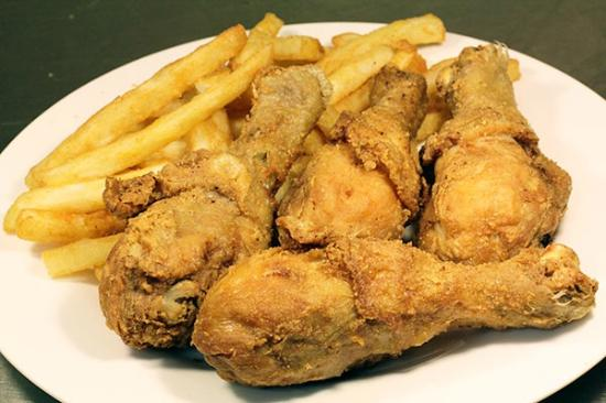 Drumsticks picture of hip hop fish and chicken valdosta for Fishers chicken and fish