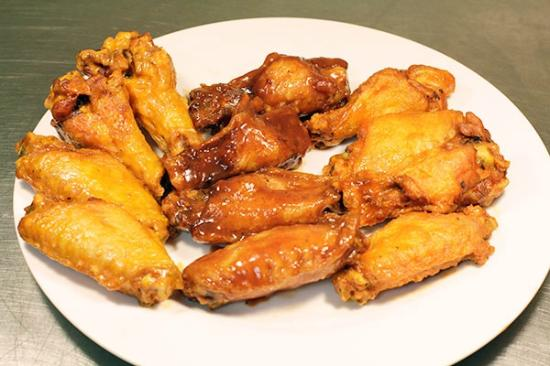 Buffalo bbq wings picture of hip hop fish and chicken for Fishers chicken and fish
