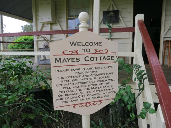 Mayes Cottage Museum