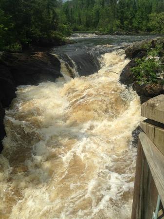 Vermilion Falls