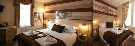 Cherry Tree House Hotel: Cherry Tree Headerb