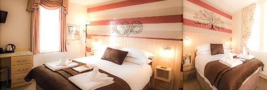 Cherry Tree House Hotel: Cherry Tree Headera