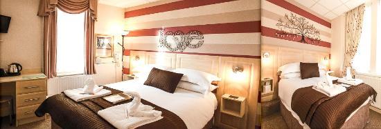 Cherry Tree House Hotel: Cherry Tree Headerc