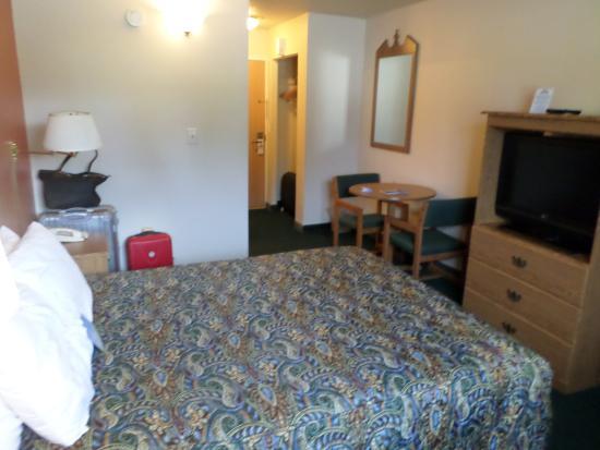 Days Inn Custer: notre chambre